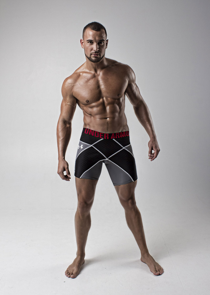 Eric Fitness Under Armour