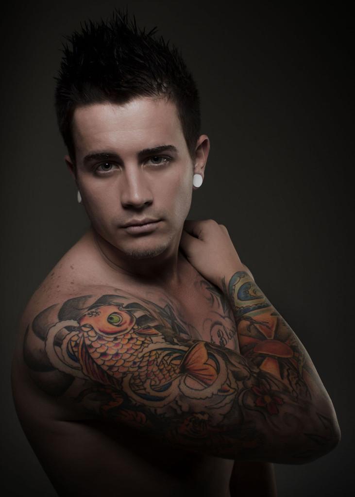 Josh portrait 1