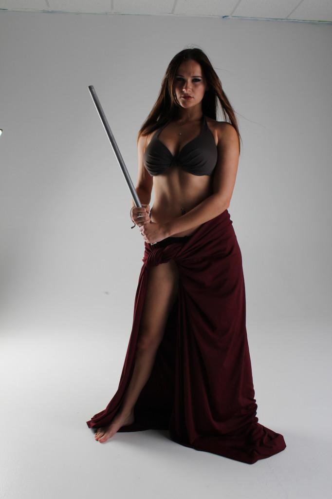 Mandy Warrior