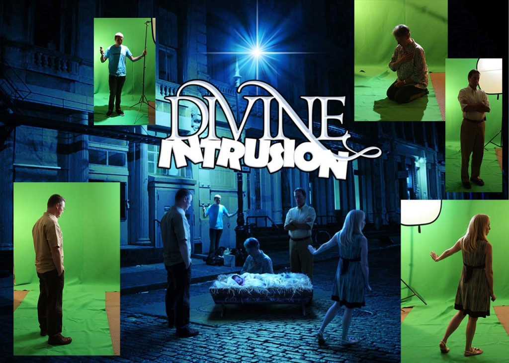 STF-Divine Intrusion PIECES